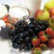 Выпечка   к   чаю : пирожки и пироги  с   ягодами  и фруктами