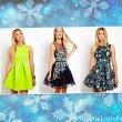 Как стать королевой в Новогоднюю ночь: вечерние платья