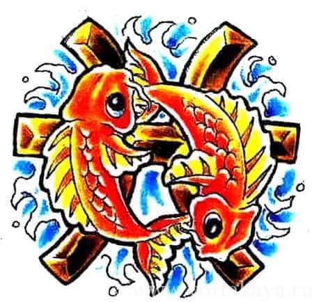 гороскоп совместимости рыбы