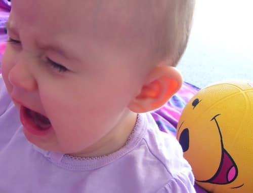 режутся зубки у малышей