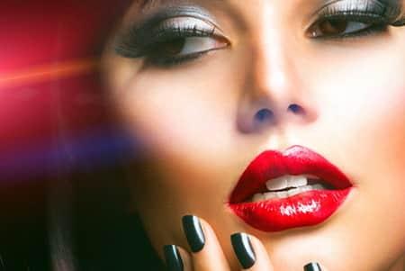 макияж тени